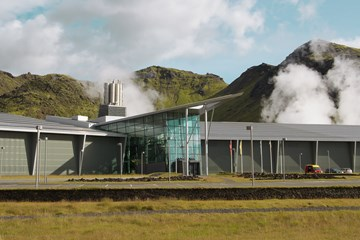 Hellisheidi geothermal power plant - Mannvit.is