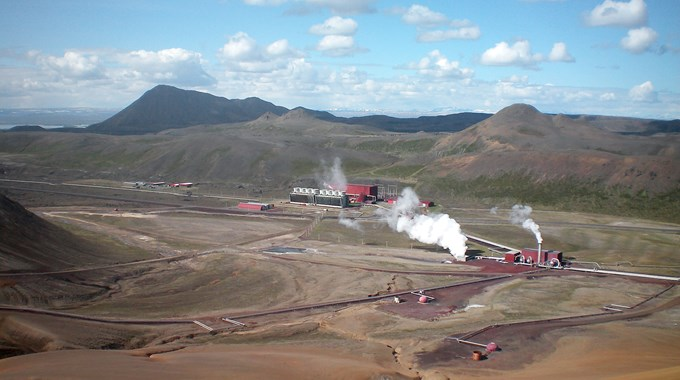 Krafla Geothermal Power Plant Design - Mannvit.is