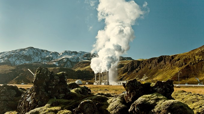 Nesjavellir geothermal power plant - Mannvit.is