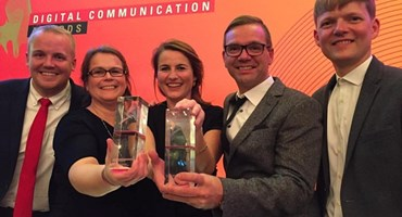 Digital Communications Awards - Mannvit.is