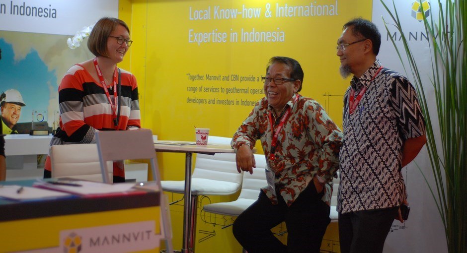 Indonesia International Geothermal Convention - Mannvit.is